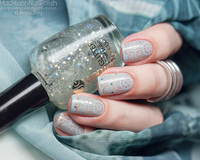 Jerden Glitter 605