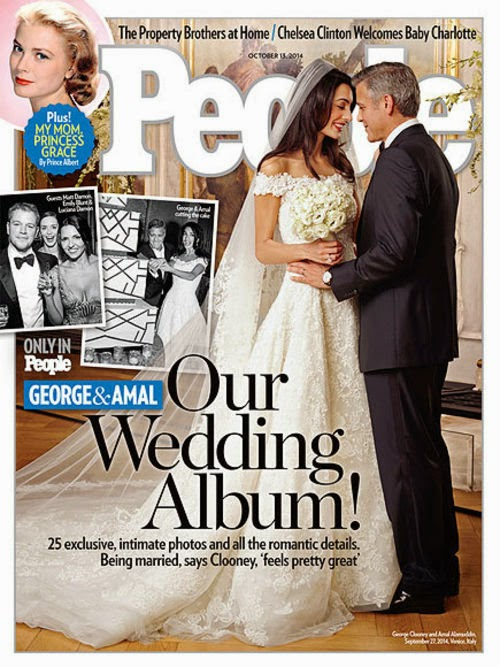 Wedding of George Clooney and Amal Alamuddin