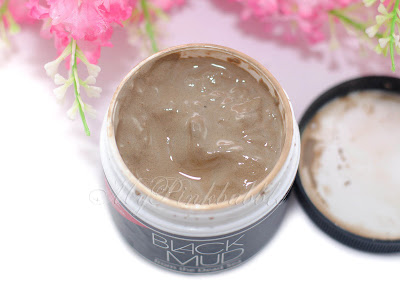 Mascarilla Black mud abierta