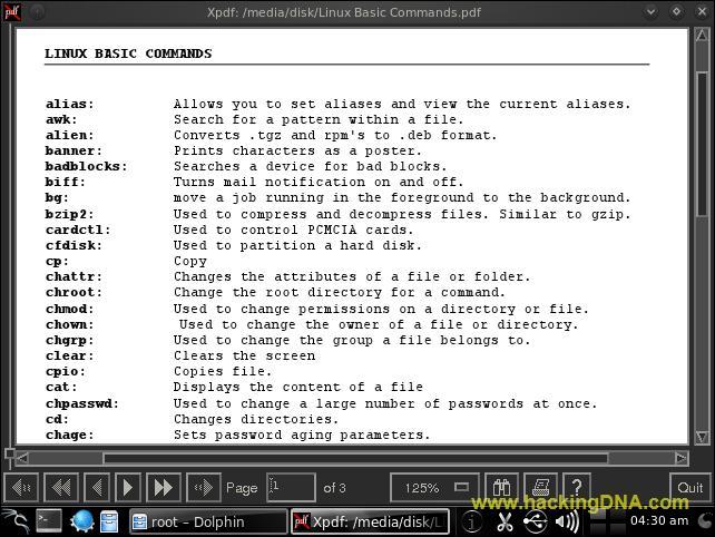 Linux Commands Pdf