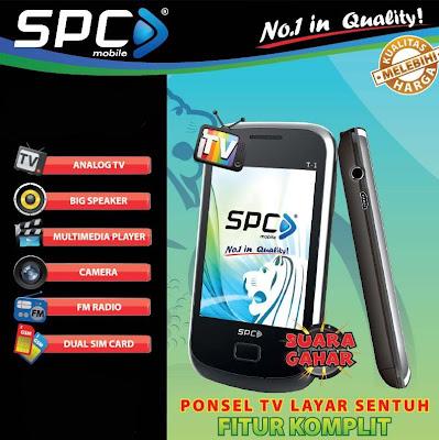 Spesifikasi SPC T8 Focus
