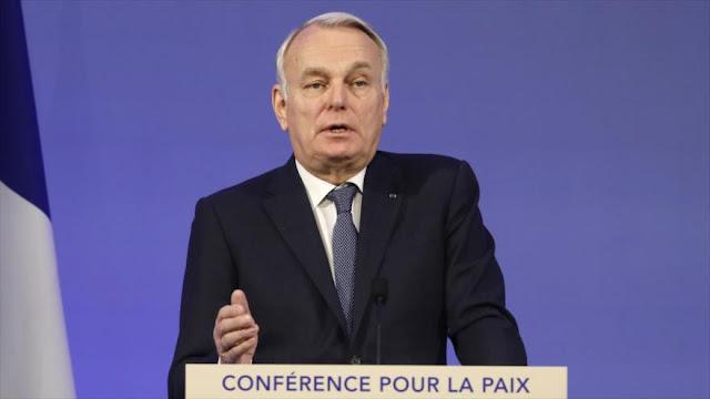 Francia: Europa debe actuar independiente de EEUU de Trump