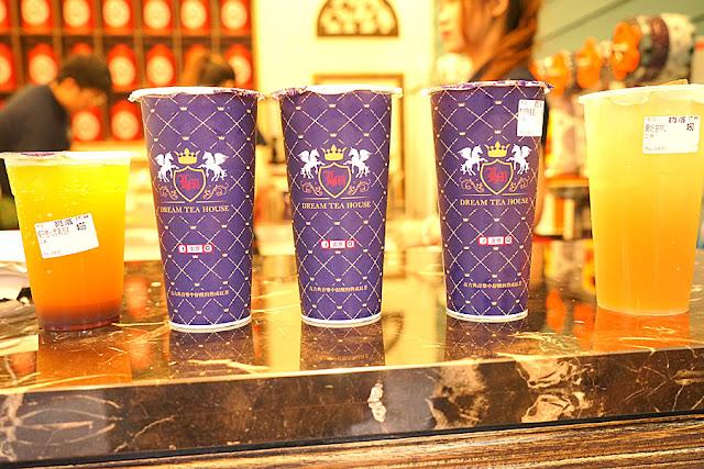 DSC06599 - 熱血採訪│逢甲夜市雷夢舒醒熟成紅茶來囉!現在點熟成鮮拿鐵加珍珠免費