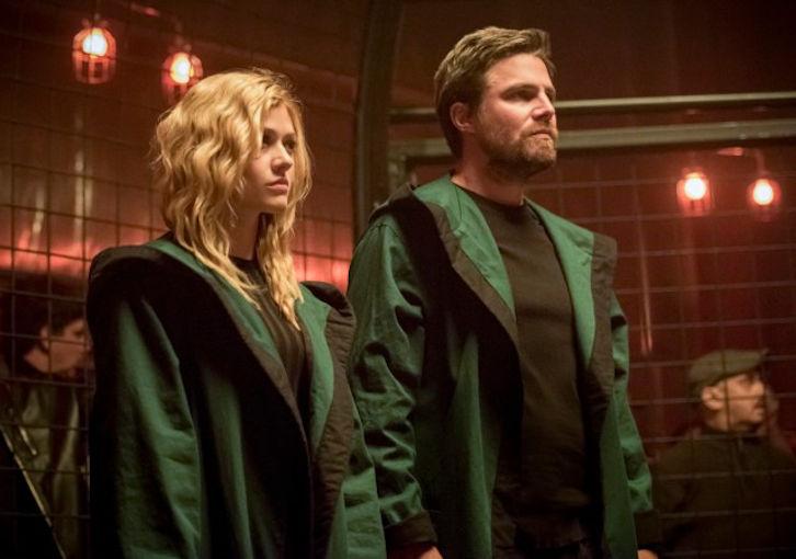 Arrow - Episode 8.05 - Prochnost - Promo, Promotional Photos + Press Release