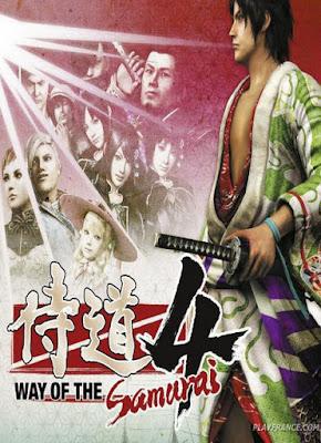 Way Of Samurai 4 Highly compressed