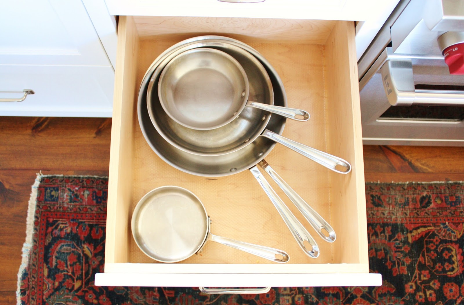 For The Love Of A House Kitchen Drawers The Range Side