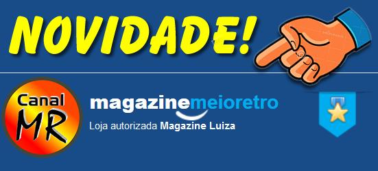 Magazine Meio Retrô
