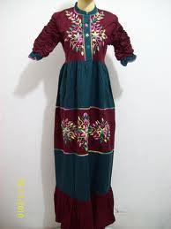 Model Busana Muslim Wanita Terbaru