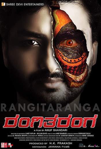 Rangi Taranga 2019 Hindi Dubbed Full Movie Download