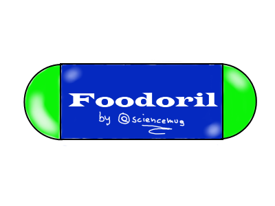 Foodoril pill_by sciencemug