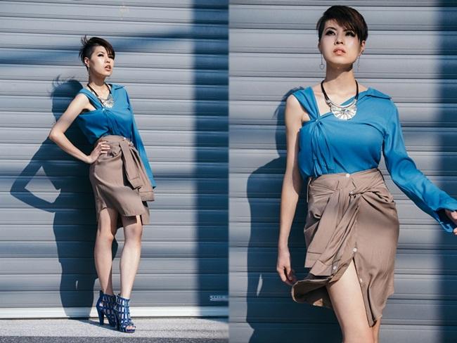 襯衫1+1穿搭術,創造大於2的時尚度!把襯衫當做變型金剛Look×7【看宣娜】