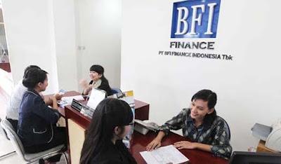 Pelayanan BFI Finance