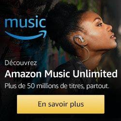 Amazon Music gratuit pendant 30 jours