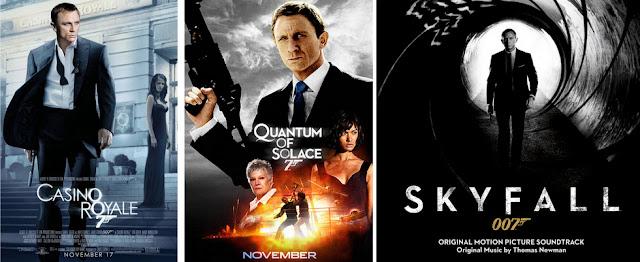 Filmes de 007 (James Bond)