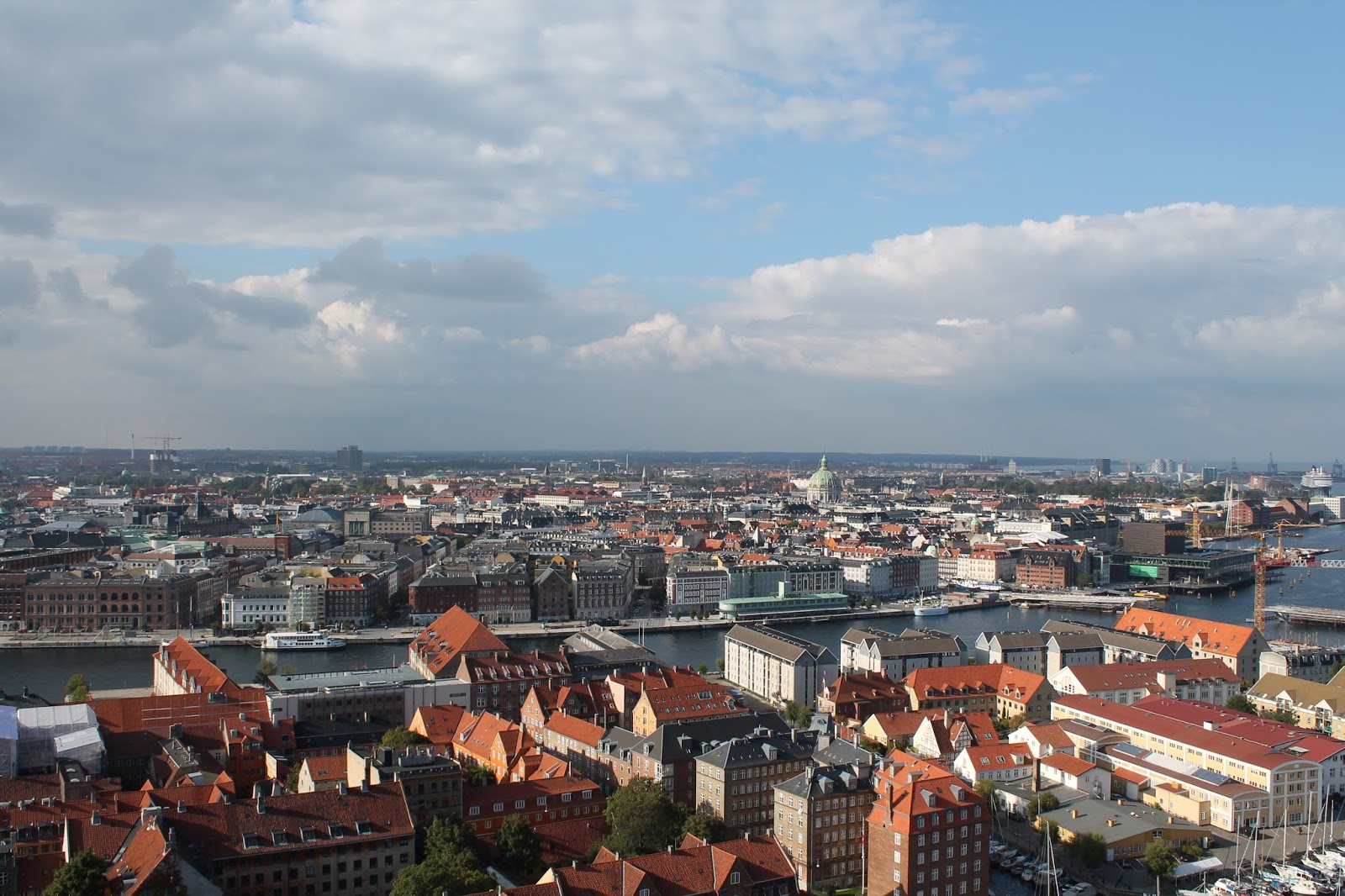 Copenhagen Travel Post - Church of our Saviour - Amazing Views