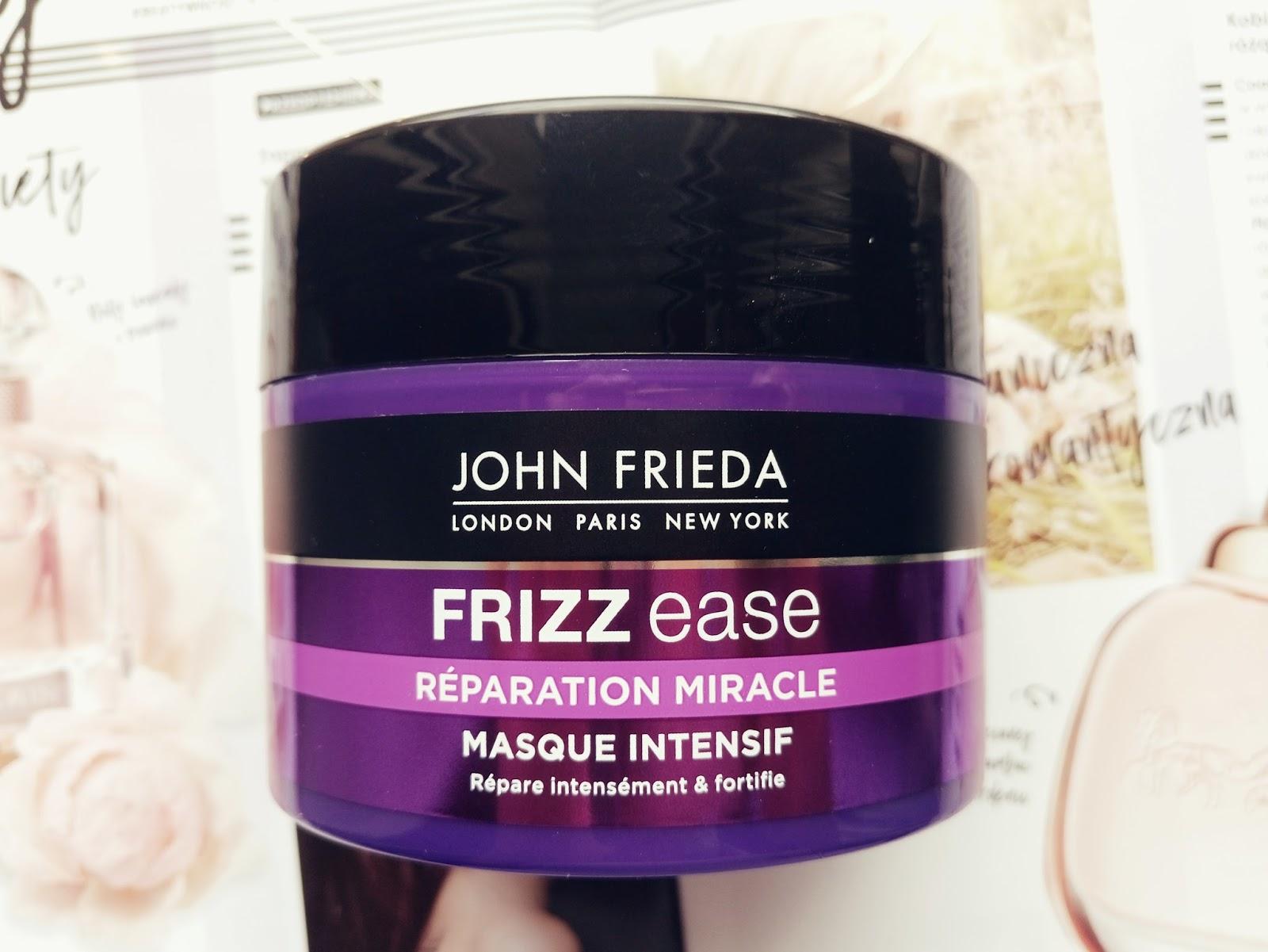 John Frieda Frizz Ease Miraculous Recovery Maska