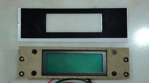 USB Alphanumeric 20x4 LCD Module | Computing Tips for All