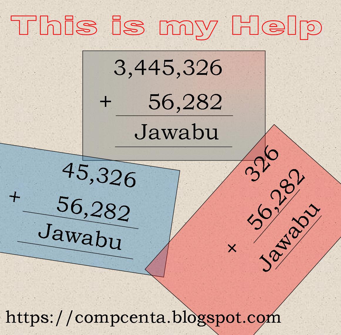 Top 3 Mathematics Editors [compcenta] ~ Kabataplus Computer ...