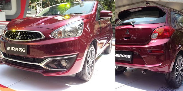 mobil new mirage 2016