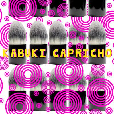 Brocha Kabuki Capricho