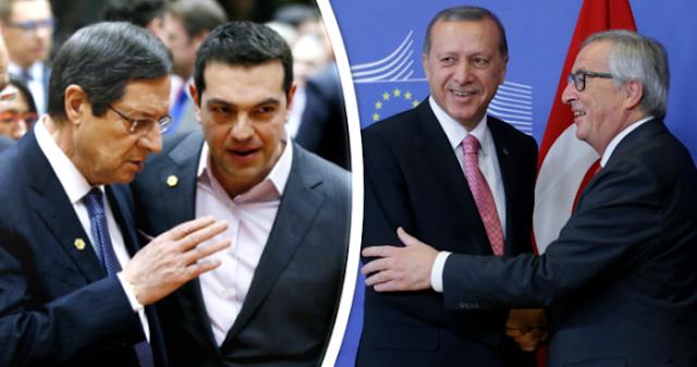 Τουρκικό τετελεσμένο, ευρωπαϊκή απροθυμία και ελλαδική αφασία