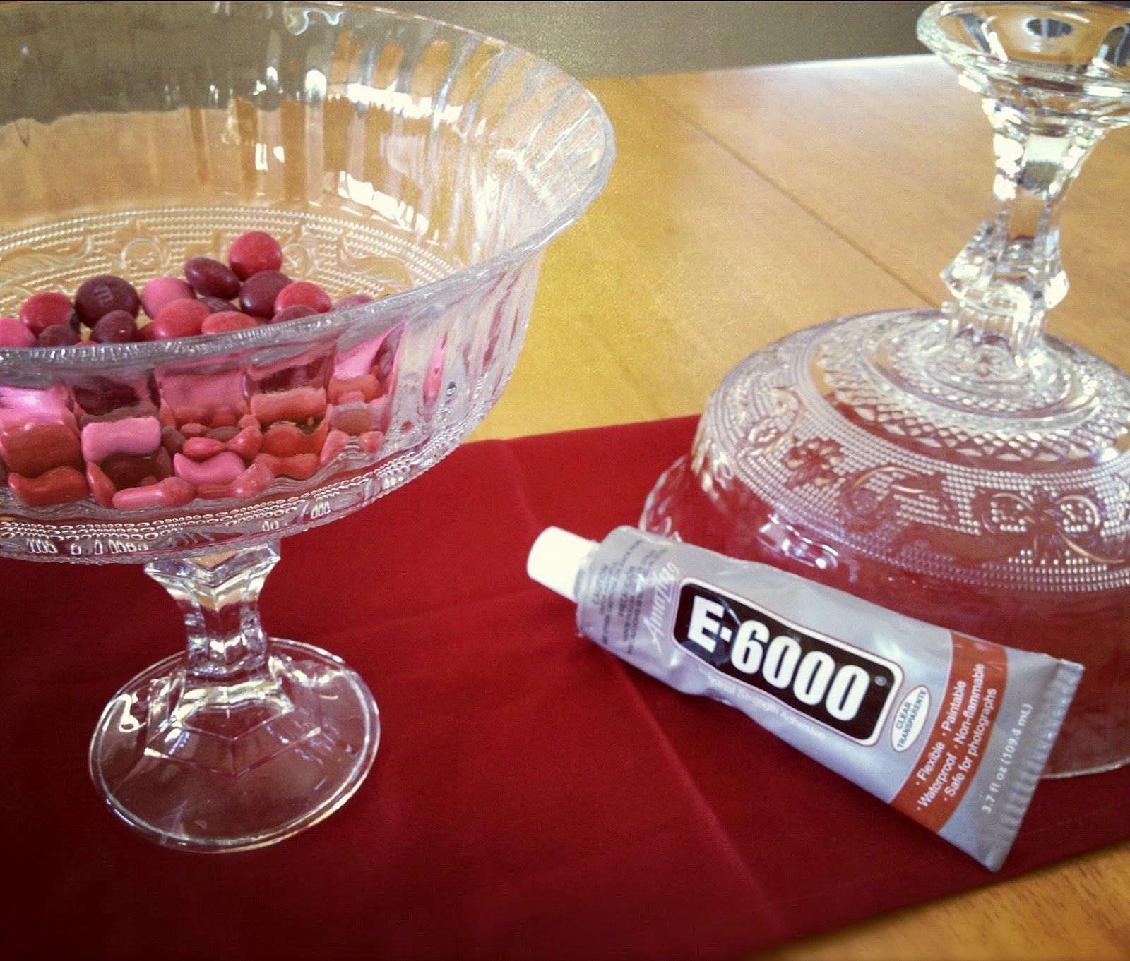 Diy Wedding Dishes: 1000+ Images About DIY: Cake Stands/Candy Dishes On