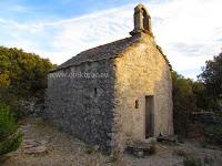 Crkva sv. Kuzma i Damjan, Gornji Humac, otok Brač slike
