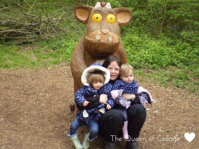 The Gruffalo Trail at Westonbirt Arboretum