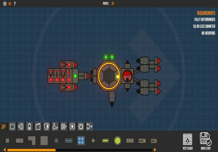 Nimbatus the Space Drone Constructor PC Game Free Download