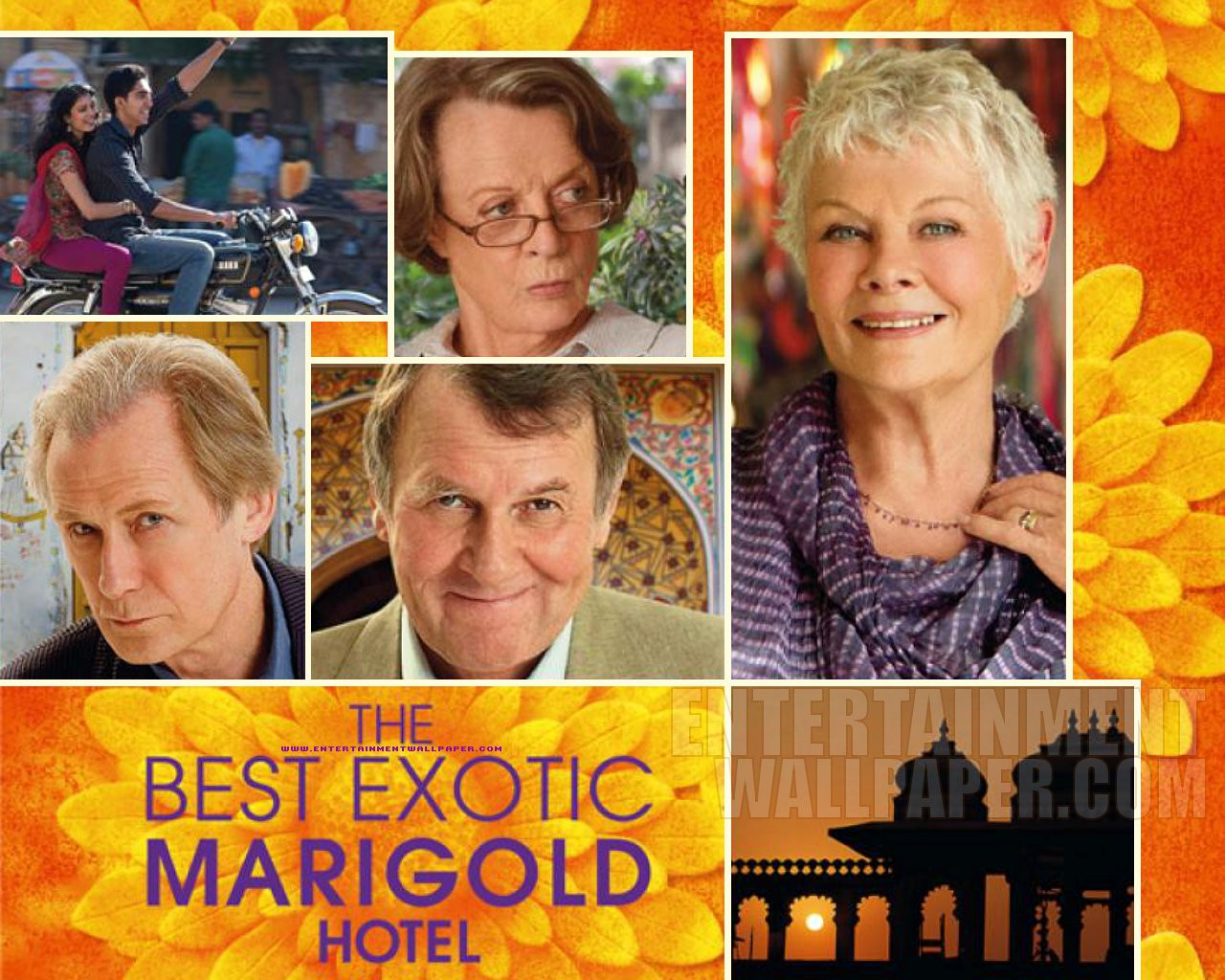 Victorian Swag: The Best Exotic Marigold Hotel