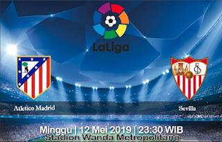 Prediksi Atletico Madrid Vs Sevilla 12 Mei 2019