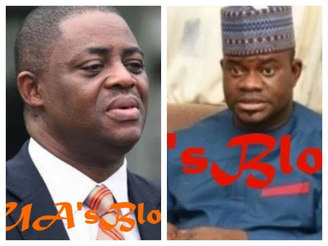 Governor Yahaya Bello Is A 'Useful Idiot' - FFK Blasts Kogi State Governor
