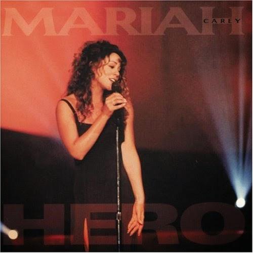 Lirik Lagu Mariah Carey - Hero Lyrics