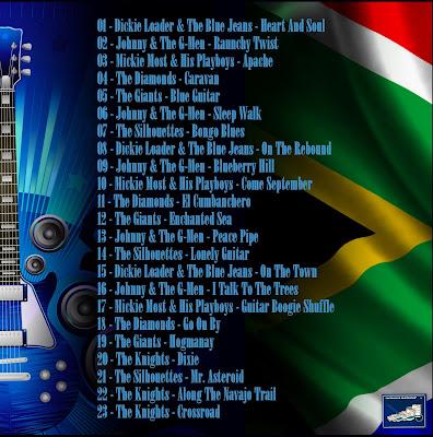 VA - South African 60's Antology - Guitars&Beat&Garage
