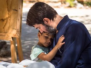 Πατήρ Αντώνιος: Για μένα ευτυχία είναι να είμαι χρήσιμος στον διπλανό μου