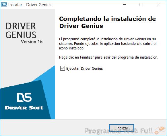 Driver Genius 16 full