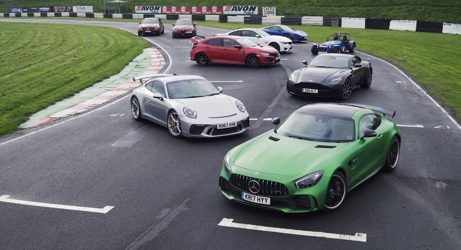 And The Title Of UKs Best Sports Car For Goes To - Best sports cars 2017