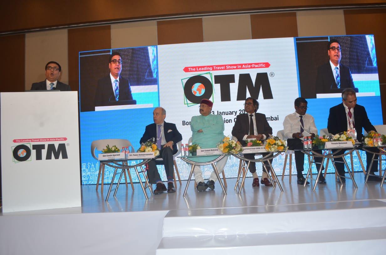 OTM Mumbai Rocks The Travel Trade Show