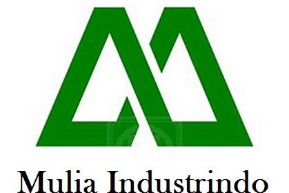 Lowongan Kerja Operator Produksi di PT Mulia Industrindo, Tbk November 2018
