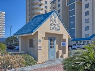 Orange Beach Resort Condo For Sale, Four Seasons