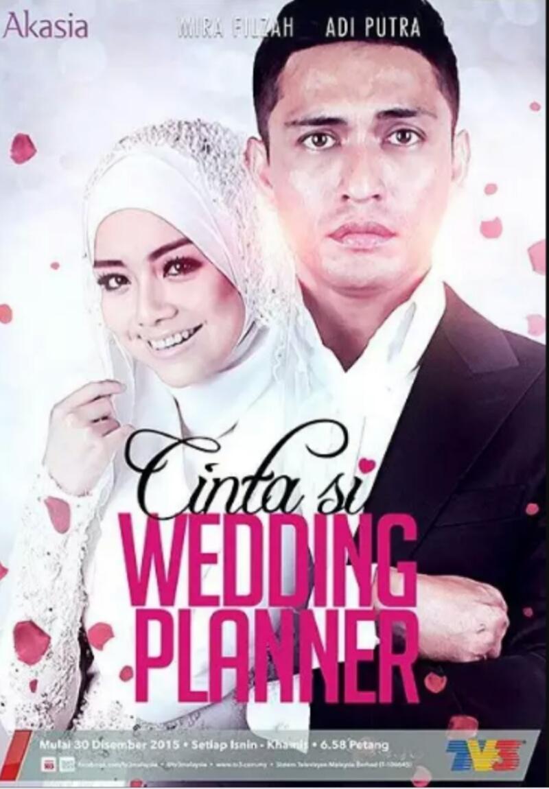 Episod Akhir Cinta Si Wedding Planner