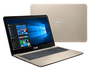 Asus K556U Drivers windows 7, windows 8.1, windows 10 for  32bit and 64bit architecture