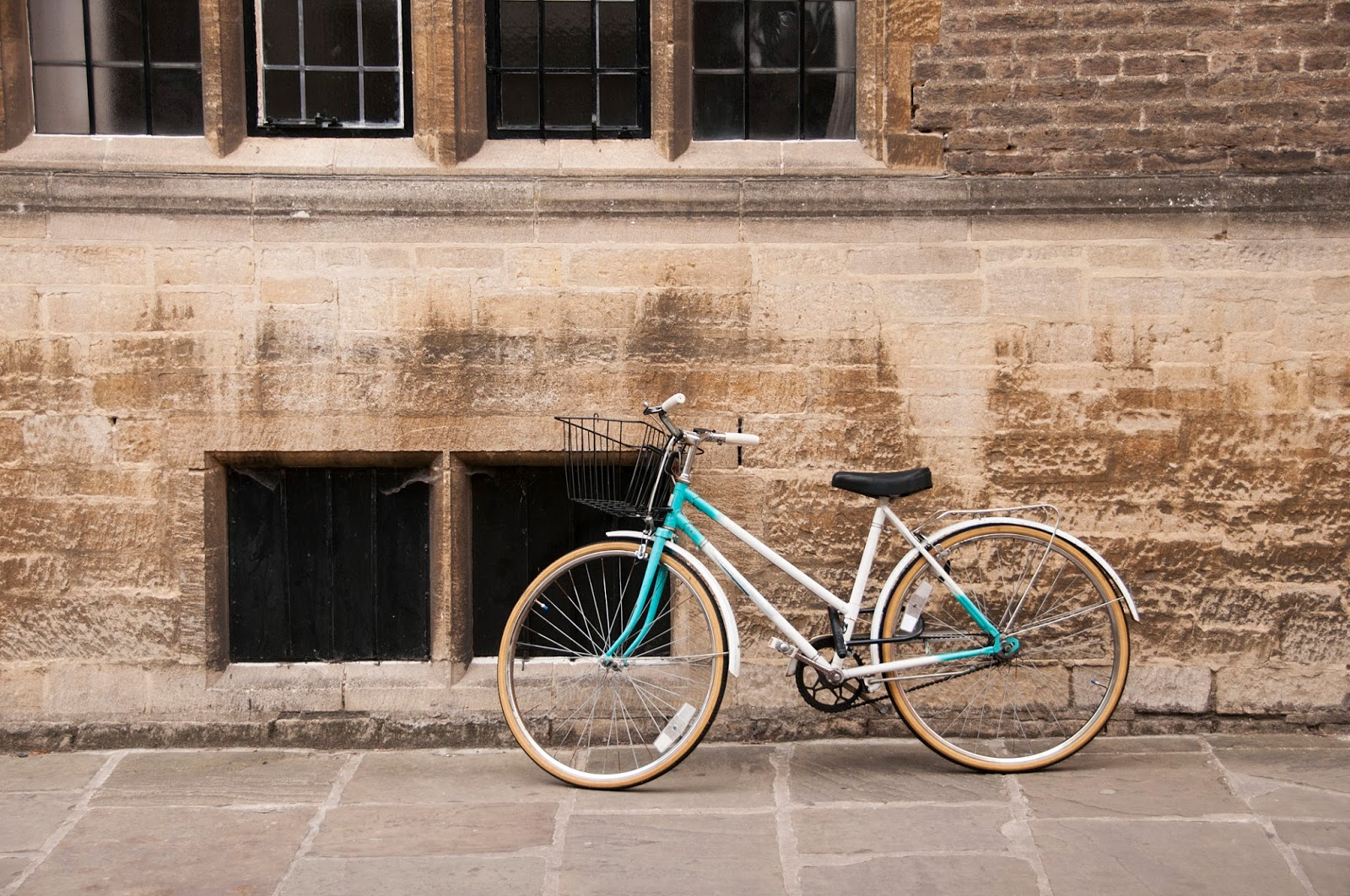 Cambridge bicycle