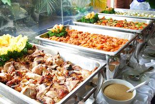 Inspirasi Menu Catering Pernikahan