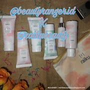 [REVIEW] RAIKU BEAUTY BRIGHTENING SERIES
