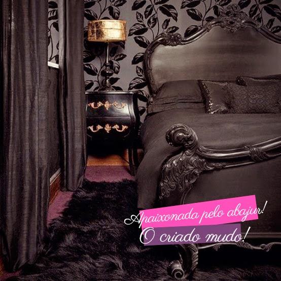 Decoração Gótica: Quarto Dark À Moda Vitoriana, Inspirações