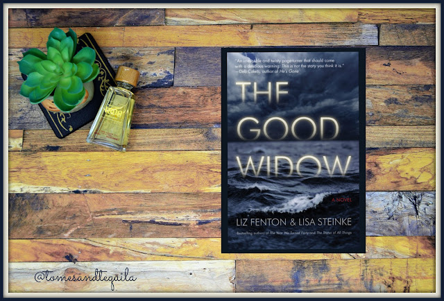 The Good Widow on Amazon, review by Tomes and Tequila