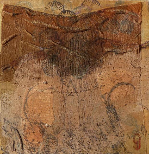 catherine herbertz  tampograpgie art textile