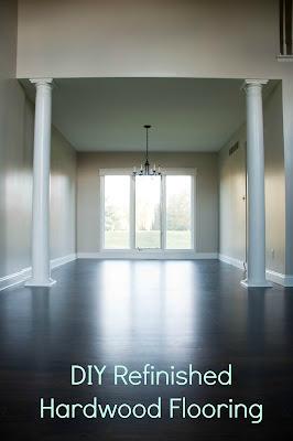 DIY Hardwood Floor Refinishing
