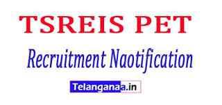 TSREIS PET Recruitment Naotification